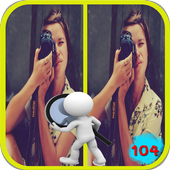 Spot the Difference Photo Puzzles icon