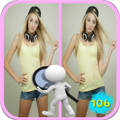 Photo Hunt Spot the Difference Games icon