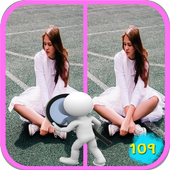 Spot the Difference Picture Puzzle Games free icon