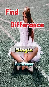 Spot the Difference Picture Puzzle Games free poster