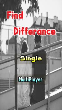 Find Five Differences in Two Pictures poster