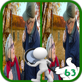 Difference Games Hidden Objects Games icon