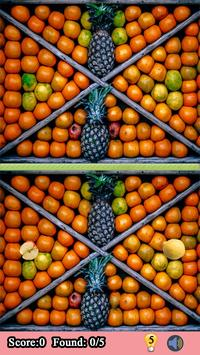 Spot the Difference Images Games Free apk screenshot