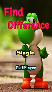 Spot the Difference Images Games Free poster