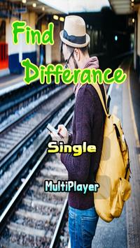 5 Different Picture Find Difference Game New poster