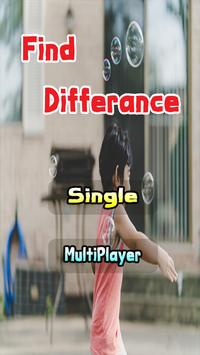 Find 5 Differences Between the Two Pictures poster
