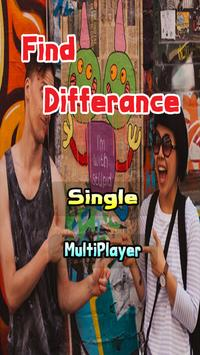Spot 5 Differences Between Two Pictures poster