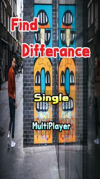 Spot 5 Differences Game Free Download poster