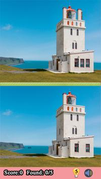 Spot the Difference Picture Puzzles Free screenshot 4