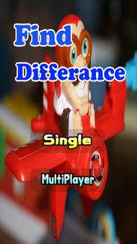Find the Difference Between Two Pictures Games poster