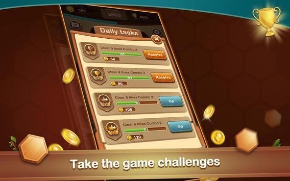 Hexa Block Puzzle screenshot 16