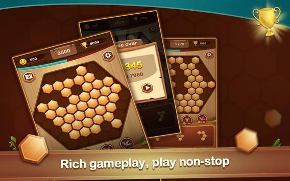 Hexa Block Puzzle screenshot 7