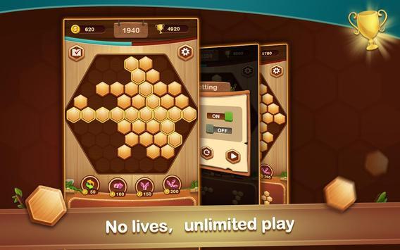 Hexa Block Puzzle screenshot 8