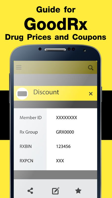 b6789064337f Free GoodRx Coupons Deals Tips الملصق Free GoodRx Coupons Deals Tips تصوير  الشاشة 1 ...