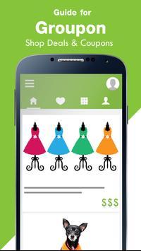 Free Groupon Coupon Deal Tips apk screenshot