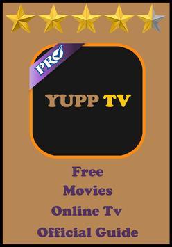 Guide for YuppTV - Live TV & Free Movies screenshot 1