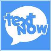 Text Now free text & calls Tricks icon