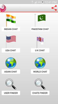 Free Live Chatting screenshot 1
