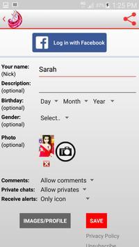 Free Live Chatting screenshot 2