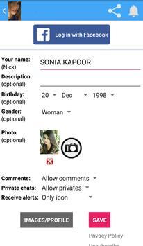 Free Live Girls Chat screenshot 3