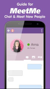 Free MeetMe Chat People Tips screenshot 2