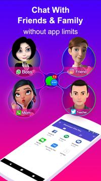 Messenger PLUS screenshot 1