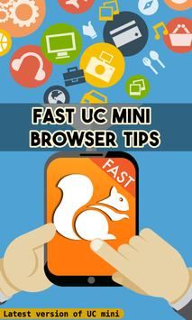 Free UC Mini Browser Guide apk screenshot