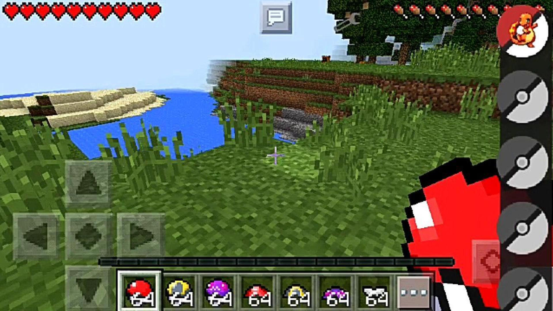 Free Mixcraft Pixelmon Mod for Minecraft PE for Android