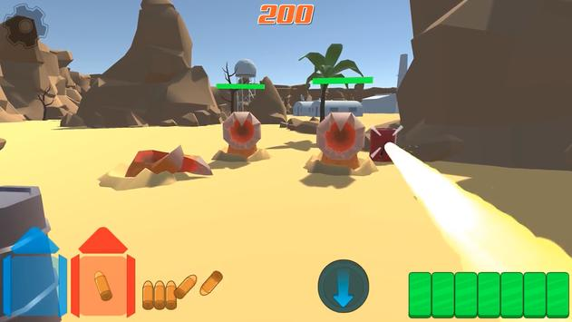 Monster Shooting Expert screenshot 2