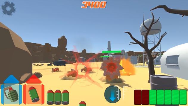 Monster Shooting Expert screenshot 4