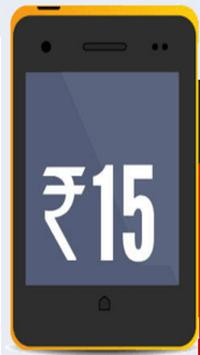 free mobile recharge poster