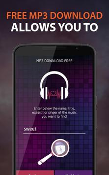 FREE MP3 DOWNLOAD poster