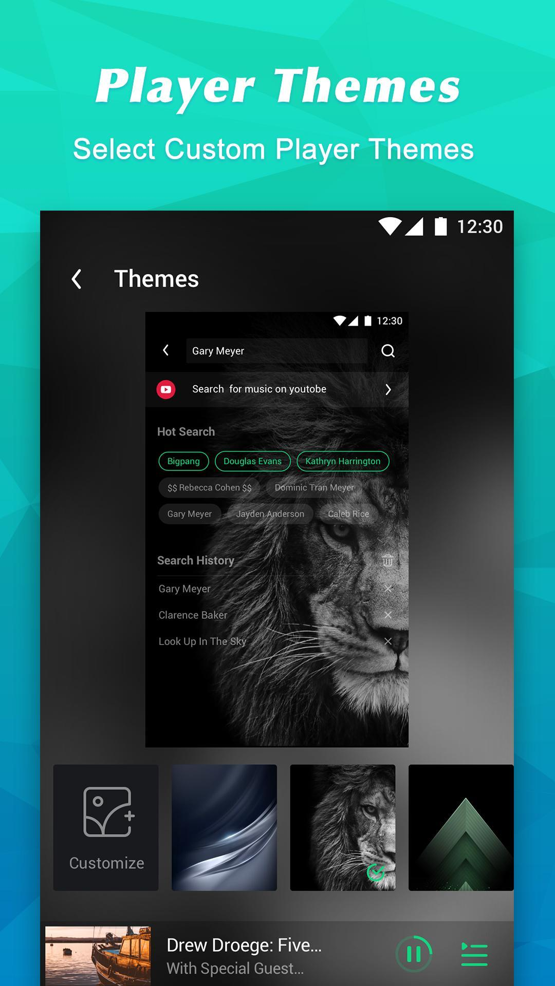 Free Music Player Plus for Android - APK Download