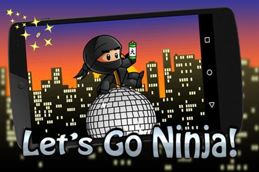 Ninja Games Free Run apk screenshot