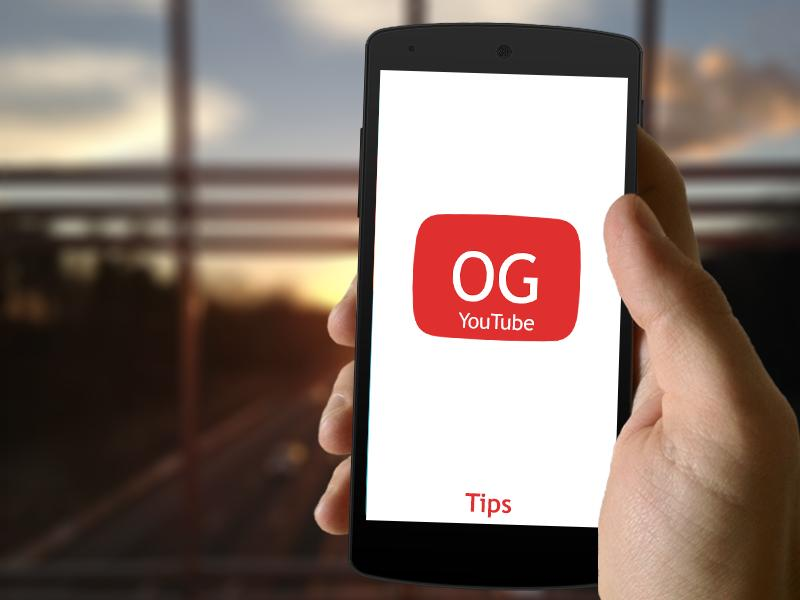 Free OGYouTube Tips for Android - APK Download