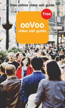 Free ooVoo video call guide Poster