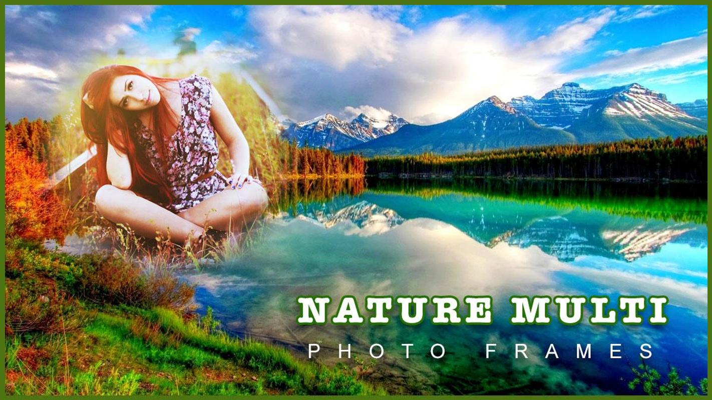 Nature Multi Photo Frame APK Download - Free Photography APP for ...
