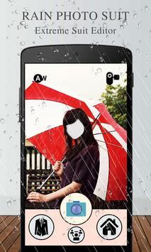 Rain Photo Suit Editor screenshot 3