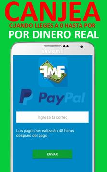 Ganar Dinero y Gift Cards Gratis - Free Fast Money screenshot 2