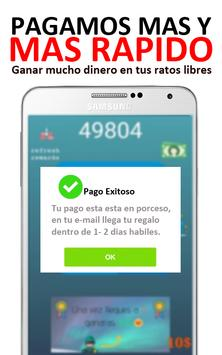 Ganar Dinero y Gift Cards Gratis - Free Fast Money screenshot 3