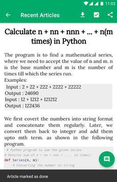 Programming Algorithms screenshot 3