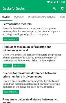Programming Algorithms poster