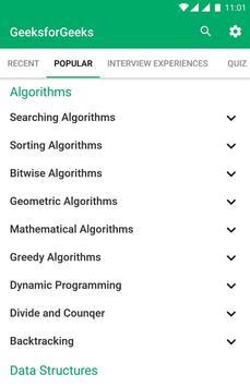 Programming Algorithms screenshot 1