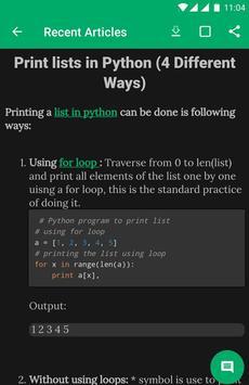 Programming Algorithms screenshot 4