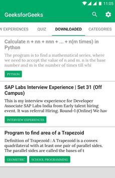 Programming Algorithms screenshot 5