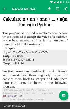 Programming Algorithms screenshot 6