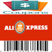 unlimited free coupon for aliexpress icon