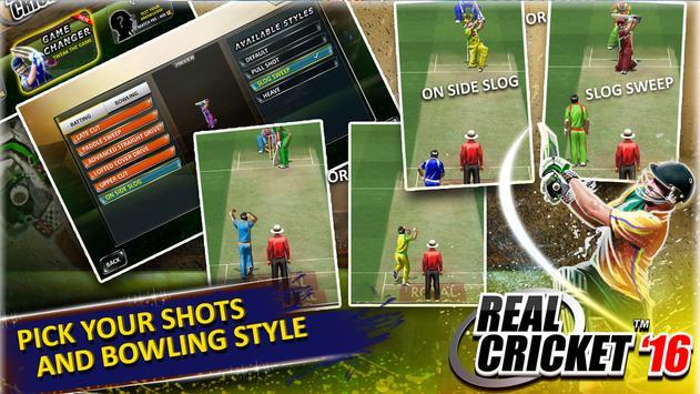 `Real |Cricket Tips and Tricks screenshot 3
