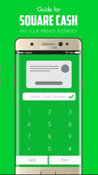 Free Square Cash Payment Tips apk screenshot