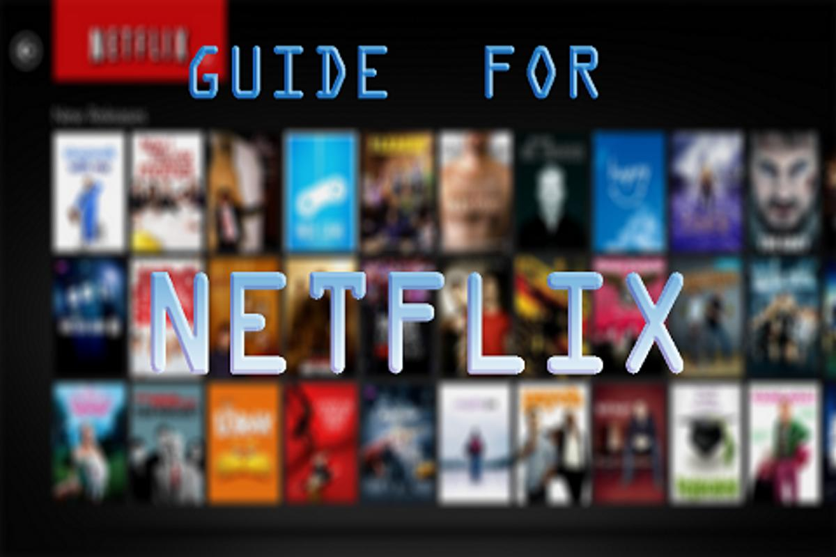 guide netflix streaming movie apk download free